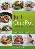Just One Pot cookbook