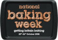 National Baking Week 2008