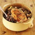 Silvana Franco's pot roast chicken with mushrooms & marsala