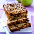 Easy Bramley apple & sultana teabread