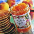 Crushed peach preserve