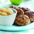 Phil Vickery's juicy pork patties