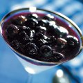 Blueberry & lemongrass compote