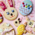 Lemon Easter biscuits