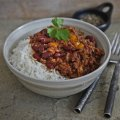 Hearty chilli con carne
