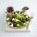 Roasted beetroot & Gouda salad