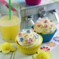 Lemon & honey cupcakes