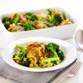 Sophie Conran's one pot chicken with broccoli and lemon zest