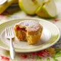 Bramley apple ginger & caramel pies