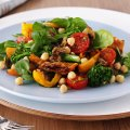 Sweet potato & broccoli salad