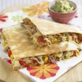 Tuna quesadillas with Edam