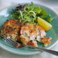 Alan Coxon's salmon fishcakes