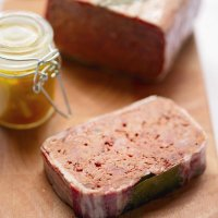 Pate Campagne with your favourite chutney