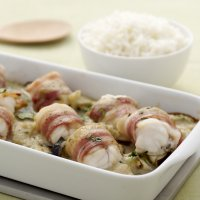 how to cook monkfish in the oven