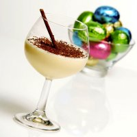 Chocolate Easter flip