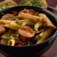 Smoked Sausage Tomato Pasta Secret Sauce