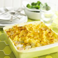 Favourite fish pie
